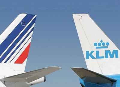 cours action air france klm