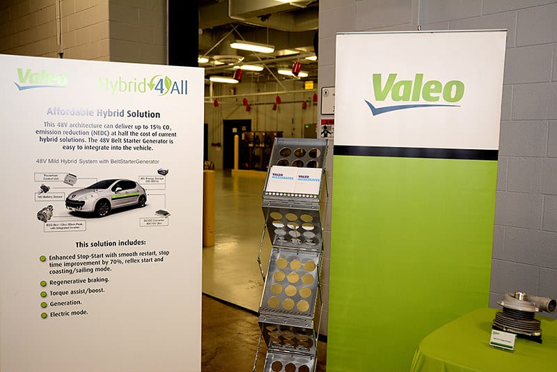 cours action valeo