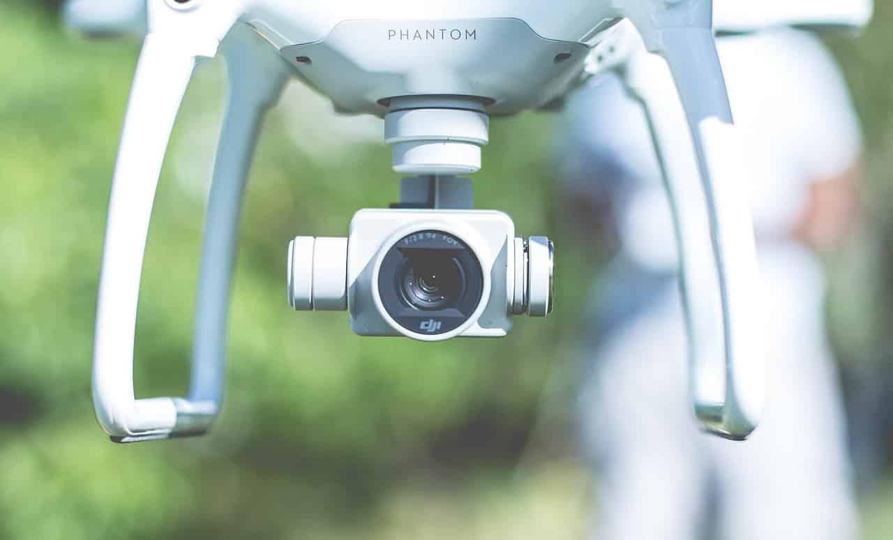 action Delta Drone